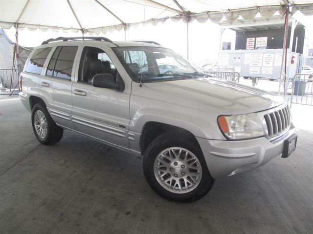 2004 Jeep Grand Cherokee Limited Gardena, California 13