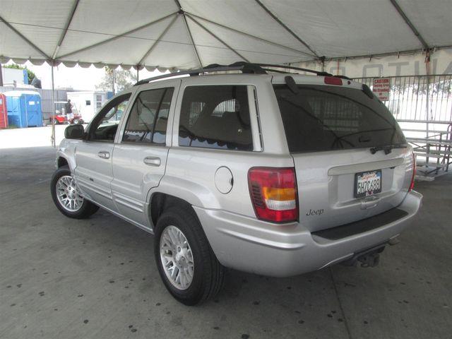 2004 Jeep Grand Cherokee Limited Gardena, California 6