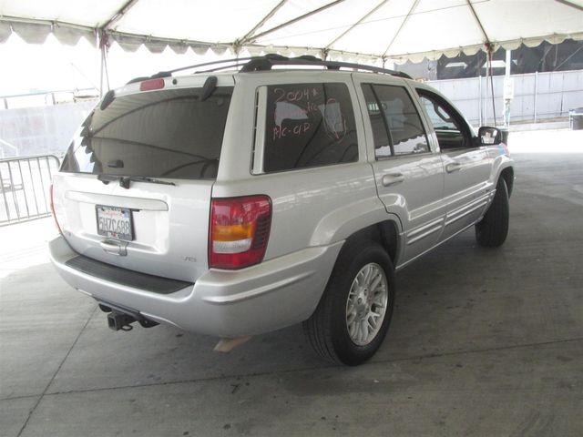 2004 Jeep Grand Cherokee Limited Gardena, California 8