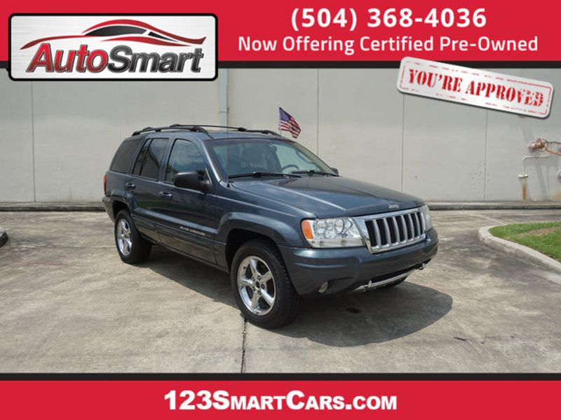 2004 Jeep Grand Cherokee Limited  city LA  AutoSmart  in Gretna, LA