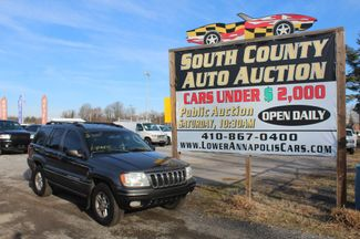 2004 Jeep Grand Cherokee in Harwood, MD