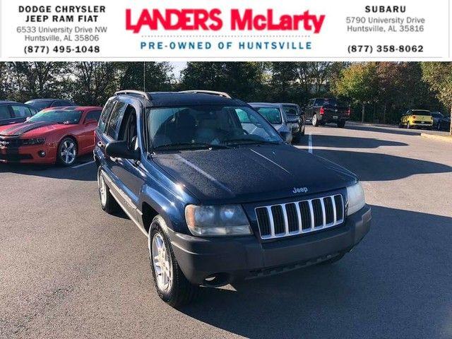 2004 Jeep Grand Cherokee Laredo | Huntsville, Alabama | Landers Mclarty DCJ & Subaru in  Alabama