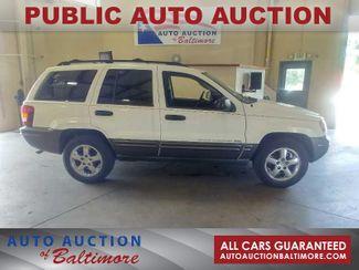 2004 Jeep Grand Cherokee Laredo   JOPPA, MD   Auto Auction of Baltimore  in Joppa MD