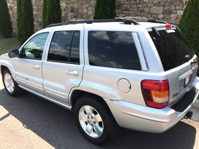 2004 Jeep Grand Cherokee Limited Knoxville, Tennessee 6
