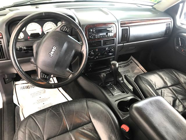 2004 Jeep Grand Cherokee Limited Knoxville, Tennessee 9