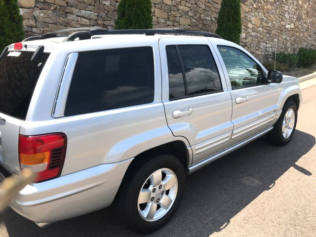 2004 Jeep Grand Cherokee Limited Knoxville, Tennessee 4