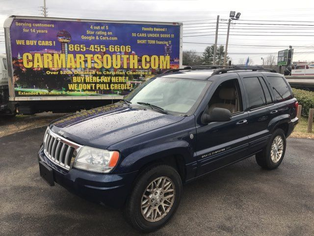 2004 Jeep Grand Cherokee Limited Knoxville, Tennessee 2
