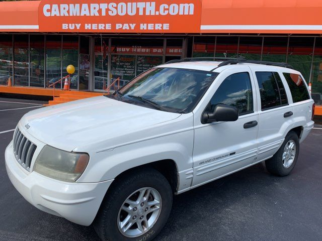 2004 Jeep Grand Cherokee DRIVES BUT NEEDS SERVICE Laredo