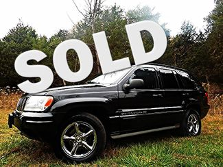 2004 Jeep Grand Cherokee Overland W/ Navigation in Leesburg, Virginia 20175