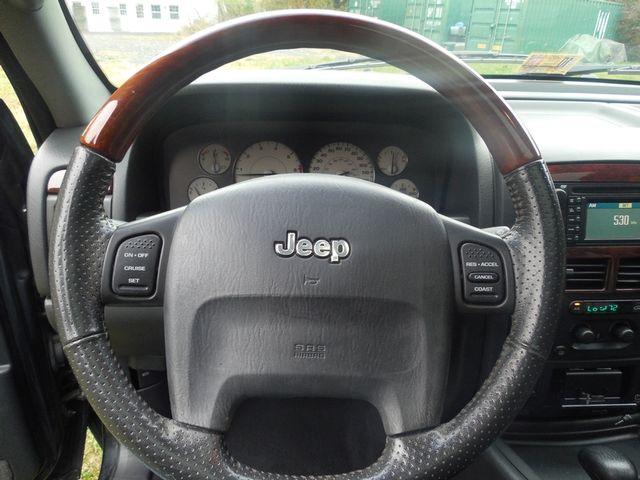 2004 Jeep Grand Cherokee Overland W/ Navigation Leesburg, Virginia 24