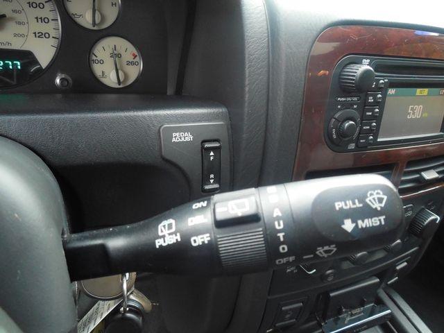 2004 Jeep Grand Cherokee Overland W/ Navigation Leesburg, Virginia 26