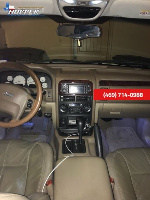 2004 Jeep Grand Cherokee Limited in McKinney, Texas 75070