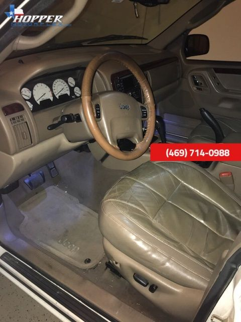 2004 Jeep Grand Cherokee Limited in McKinney Texas, 75070