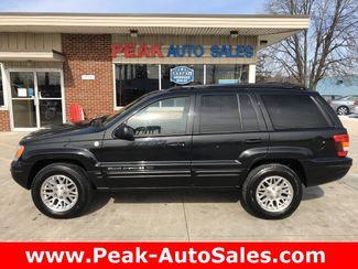 2004 Jeep Grand Cherokee Limited in Medina, OHIO 44256