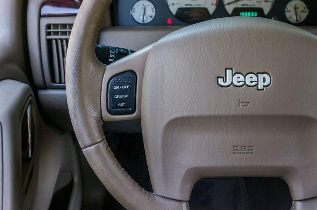 2004 Jeep Grand Cherokee Limited Reseda, CA 20