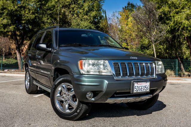 2004 Jeep Grand Cherokee Overland in Reseda, CA, CA 91335