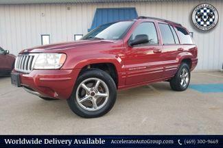 2004 Jeep Grand Cherokee Limited in Rowlett