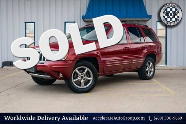 2004 Jeep Grand Cherokee Limited in Rowlett