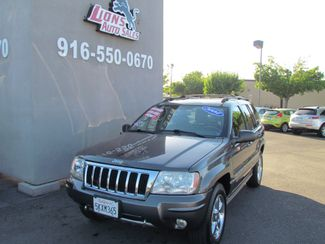 2004 Jeep Grand Cherokee Overland in Sacramento CA, 95825