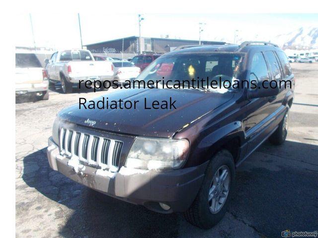 2004 Jeep Grand Cherokee Laredo Salt Lake City, UT