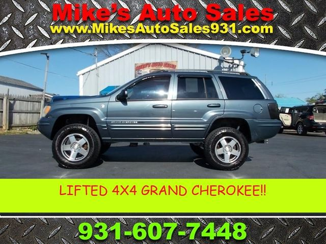 2004 Jeep Grand Cherokee Limited Shelbyville, TN