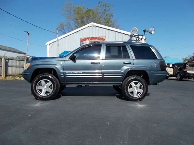 2004 Jeep Grand Cherokee Limited Shelbyville, TN 1
