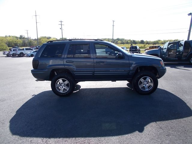 2004 Jeep Grand Cherokee Limited Shelbyville, TN 10