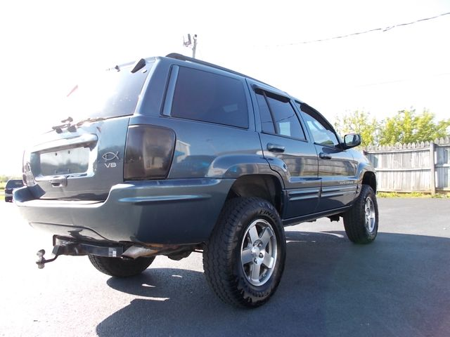2004 Jeep Grand Cherokee Limited Shelbyville, TN 11
