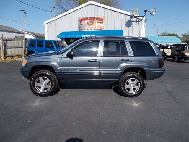 2004 Jeep Grand Cherokee Limited Shelbyville, TN 2