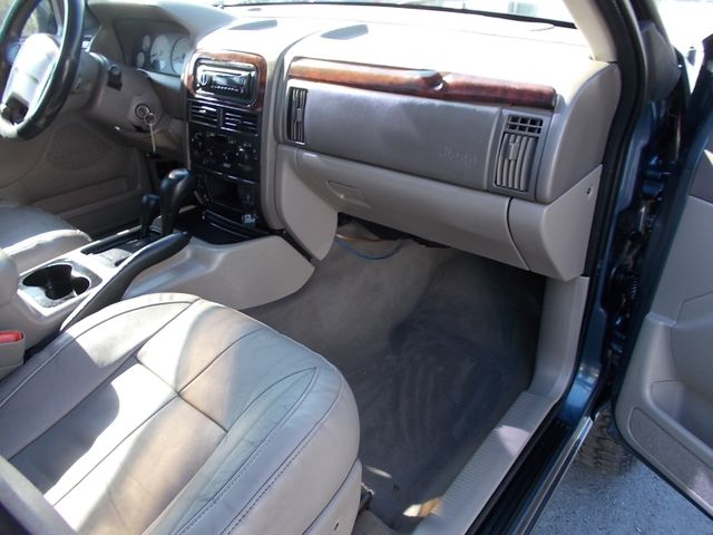 2004 Jeep Grand Cherokee Limited Shelbyville, TN 20