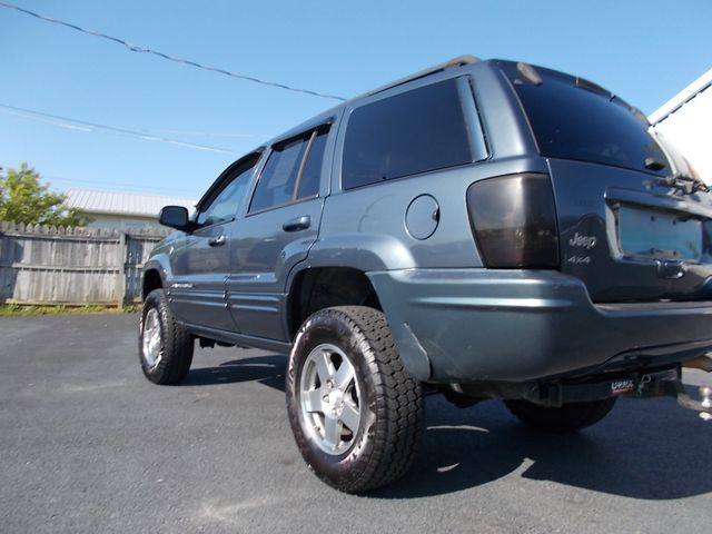 2004 Jeep Grand Cherokee Limited Shelbyville, TN 3