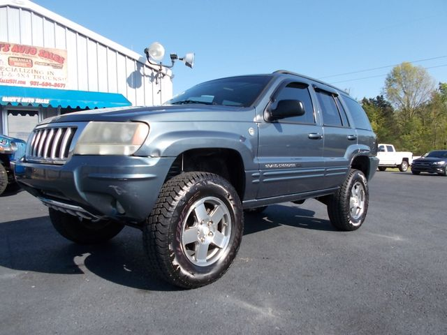 2004 Jeep Grand Cherokee Limited Shelbyville, TN 5