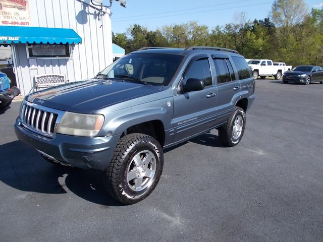 2004 Jeep Grand Cherokee Limited Shelbyville, TN 6
