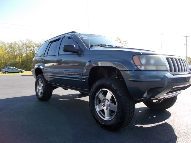 2004 Jeep Grand Cherokee Limited Shelbyville, TN 8