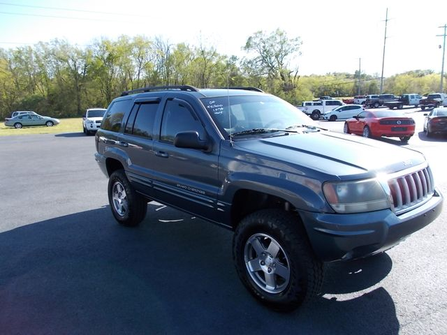 2004 Jeep Grand Cherokee Limited Shelbyville, TN 9