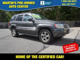 2004 Jeep Grand Cherokee Overland in Whitman, MA 02382