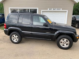 2004 Jeep Liberty Limited in Clinton, IA 52732