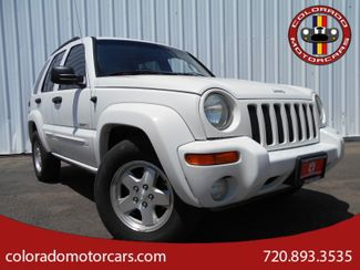 2004 Jeep Liberty Limited in Englewood, CO 80110