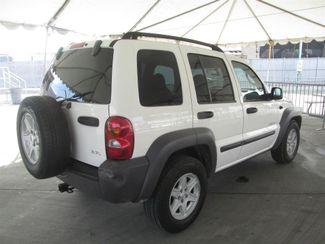 2004 Jeep Liberty Sport Gardena, California 2