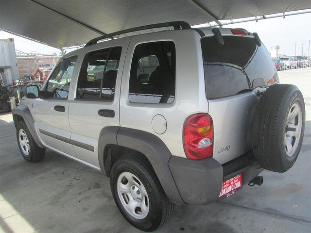2004 Jeep Liberty Sport Gardena, California 1