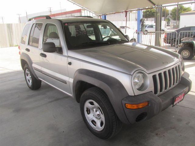 2004 Jeep Liberty Sport Gardena, California 3