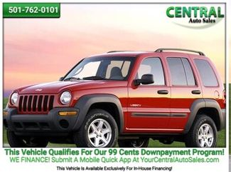 2004 Jeep Liberty in Hot Springs AR