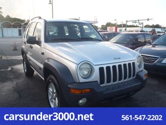 2004 Jeep Liberty Sport Lake Worth , Florida 1