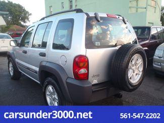 2004 Jeep Liberty Sport Lake Worth , Florida 3