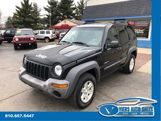 "2004 Jeep Liberty Sport 4WD ""Pre-Auction Wholesale"" in Lapeer, MI 48446"