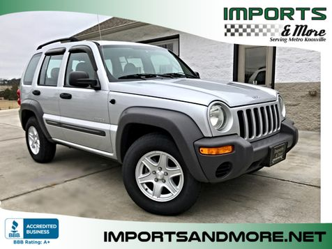 2004 Jeep Liberty Sport 4WD in Lenoir City, TN