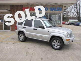 2004 Jeep Liberty Limited in Medina OHIO, 44256