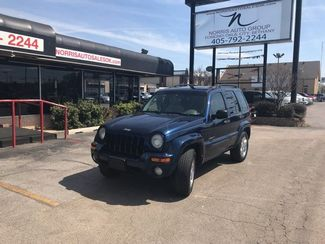 2004 Jeep Liberty Limited in Oklahoma City OK