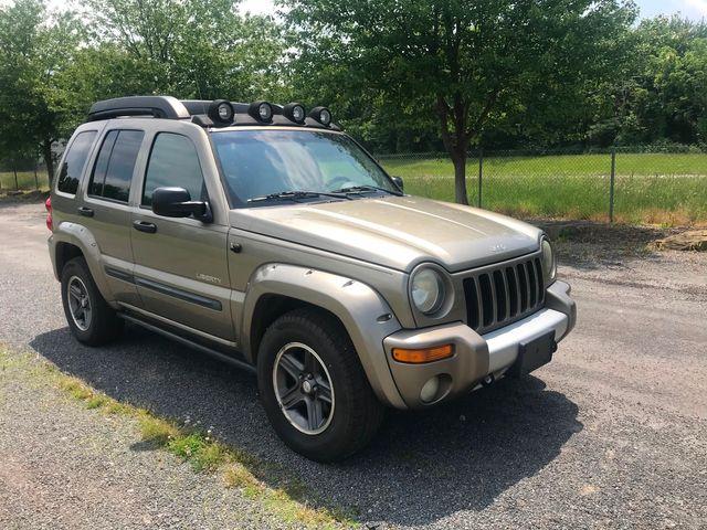 2004 Jeep Liberty Renegade Ravenna, Ohio 5