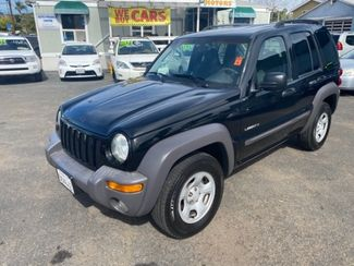 2004 Jeep Liberty Sport 3.7Liter, V6 5-Speed Manual in San Diego, CA 92110